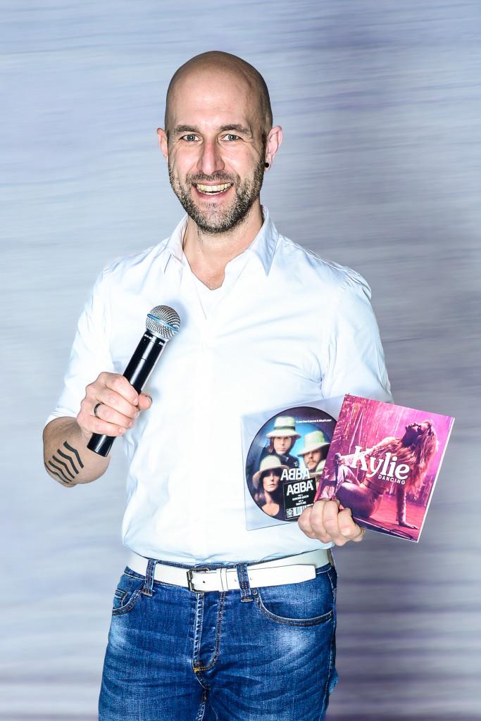 Moderator Stefan Falkenberg
