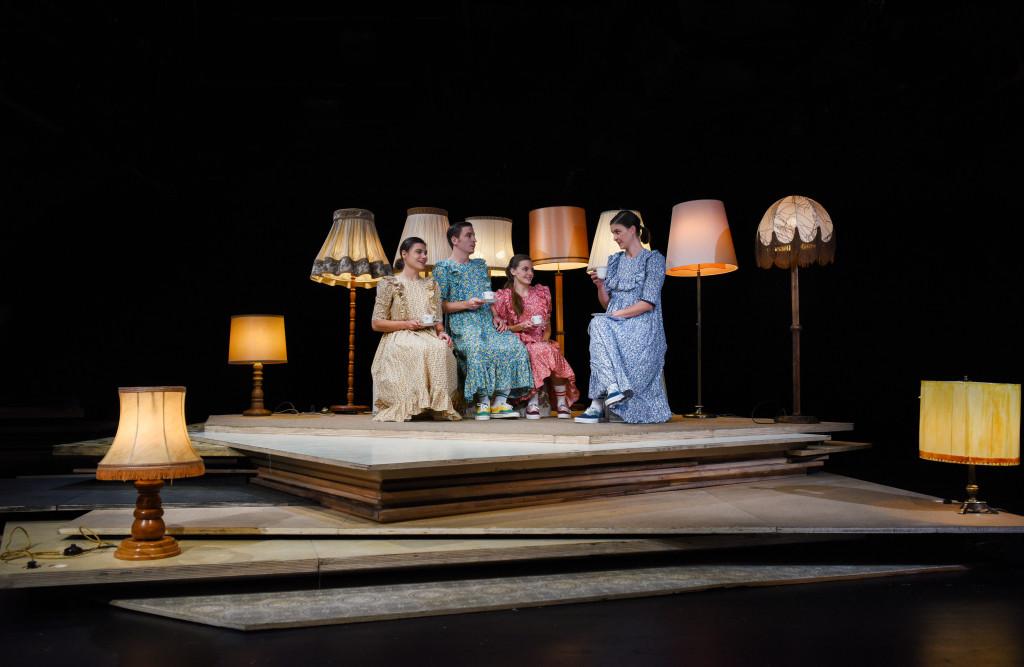 Familie auf Bestellung von Holger Schober / Foto: Christian Kleiner
