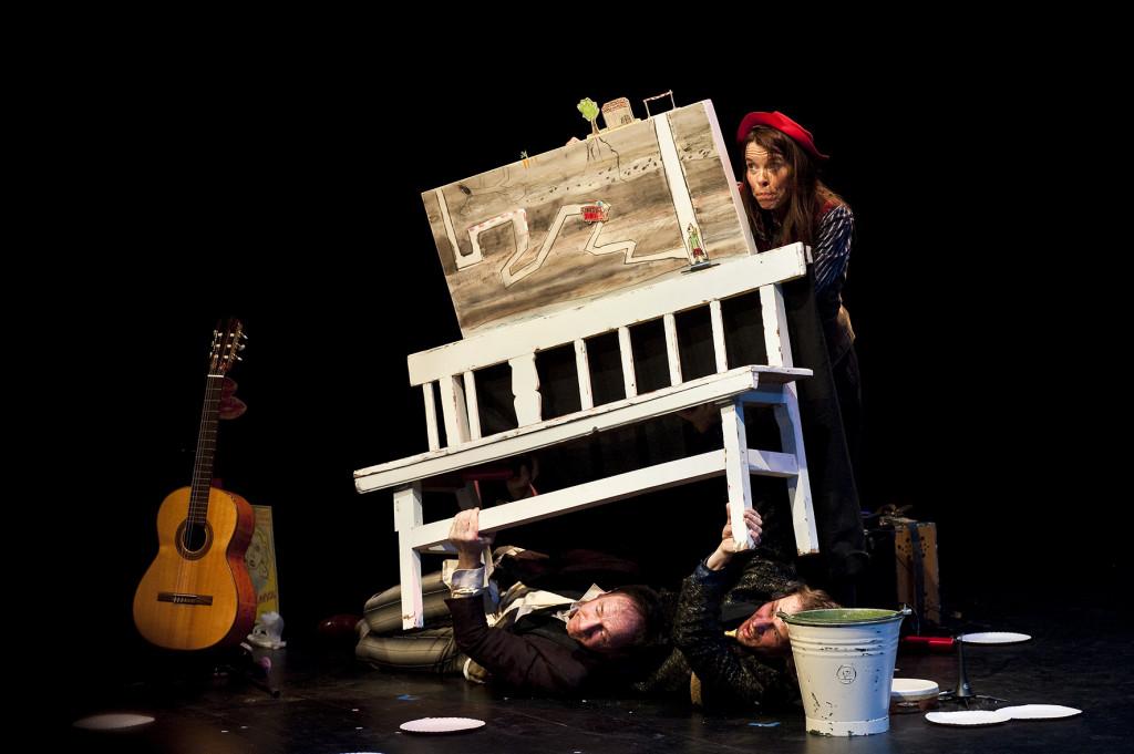 Lottes Feiertag oder wie Joseph zu seiner Ohrfeige kam / Foto: Rudi Ott