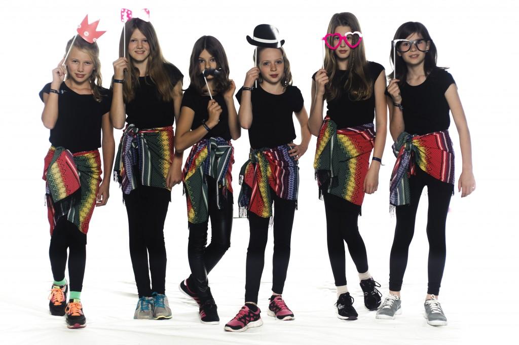 Gruppenfoto: Rockids