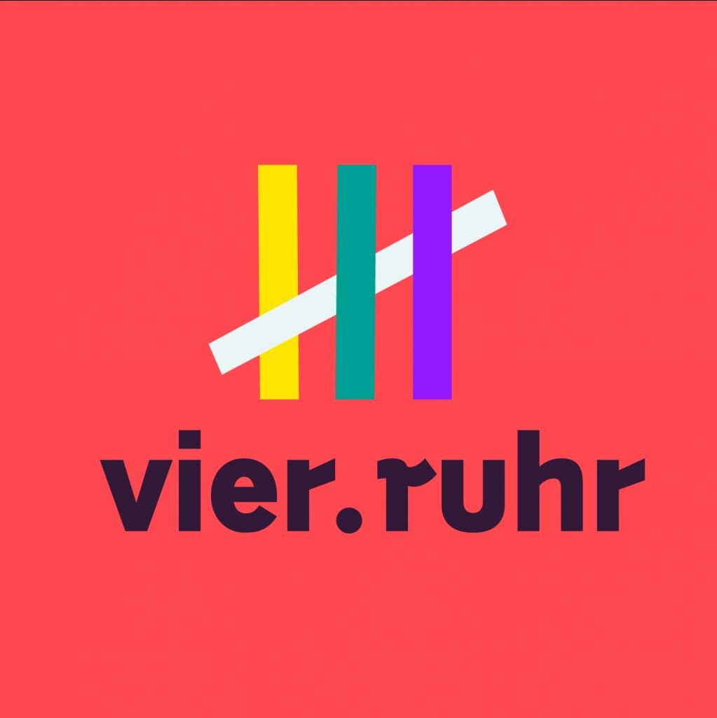 """Vier.ruhr - Eine Kooperation von: Theater an der Ruhr, Ringlokschuppen Ruhr und den Mülheimer Theatertagen """"Stücke"""""""