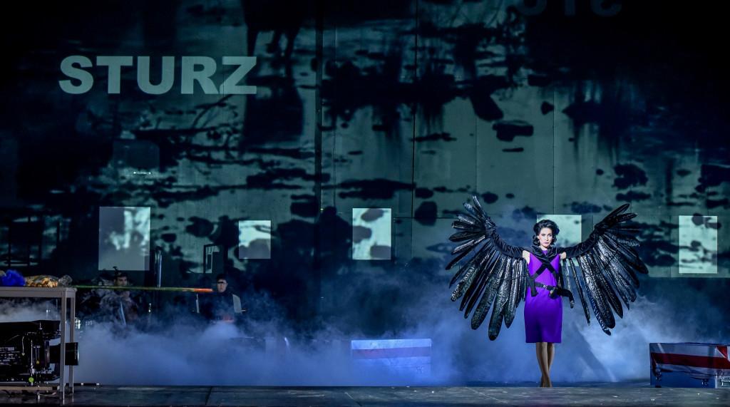Reich des Todes von Rainald Goetz / Foto: Arno Declair