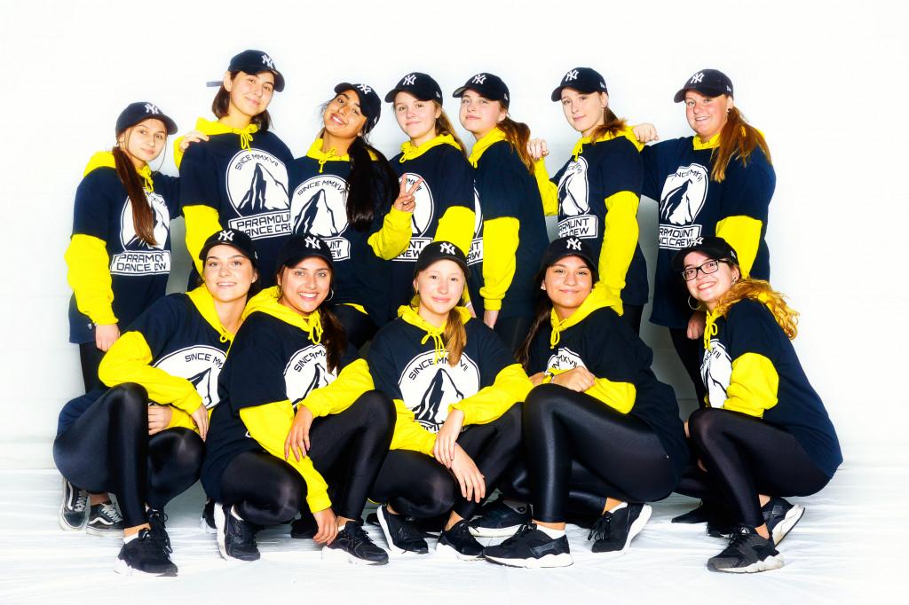 Paramount Dance Crew