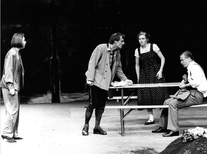 Der Drang von Franz Xaver Kroetz / Foto: Oda Sternberg