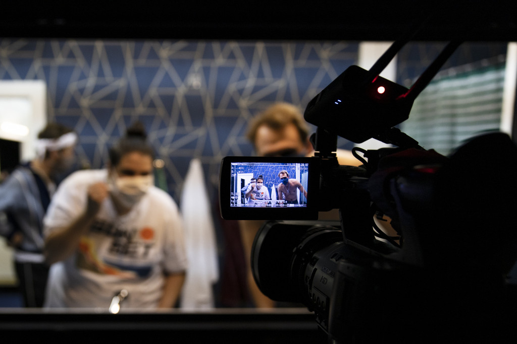 Erste Staffel. 20 Jahre großer Bruder von Boris Nikitin / Foto: Konrad Fersterer
