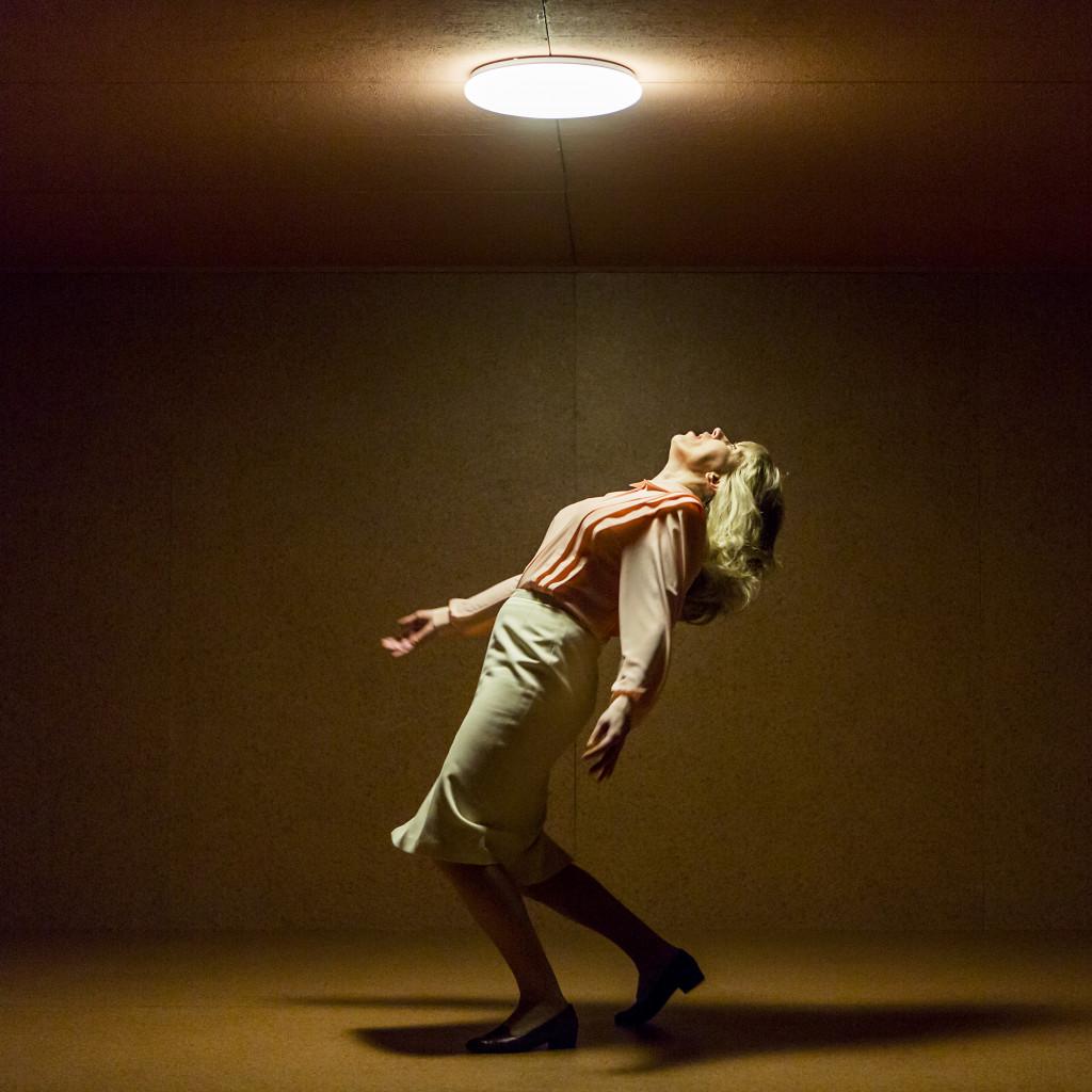 Wolfram Höll: Drei sind wir, Schauspiel Leipzig / Foto: Rolf Arnold