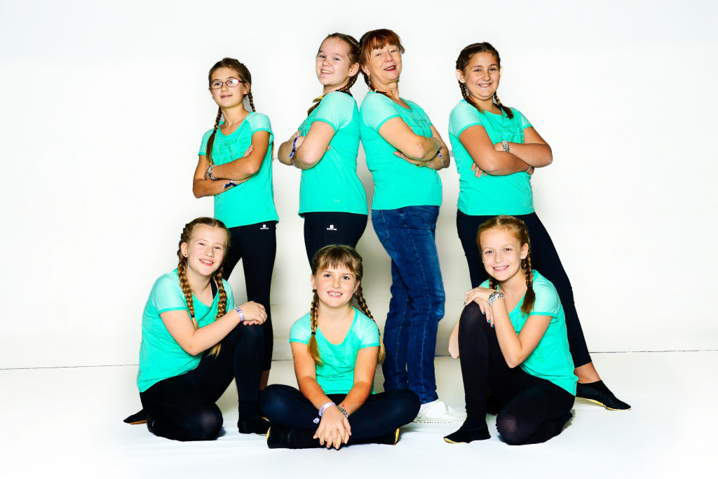 Team Happy Dance