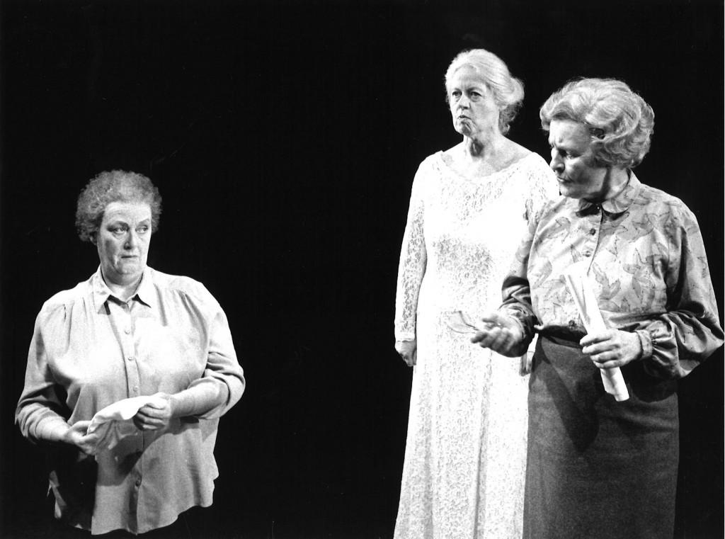 Schleef, Einar_Drei Alte tanzen Tango_Staatstheater Schwerin