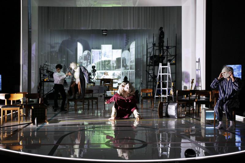 In my Room von Falk Richter / Foto: Ute Langkafel MAIFOTO