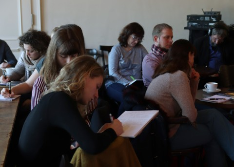 Pressekonferenz 43. Mülheimer Theatertage NRW 20.2.2018