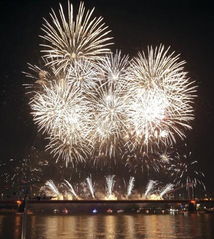 Ein echtes Highlight anlässlich des Ruhrorter Hafenfestes.