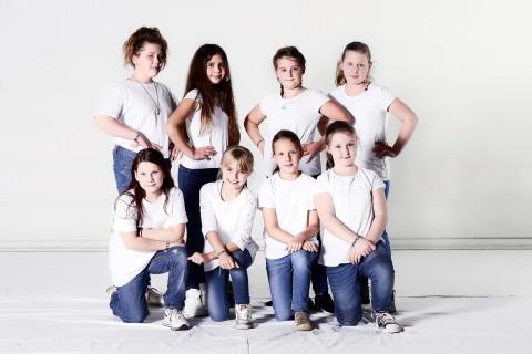 Let's Dance 2016 - Girls Crew