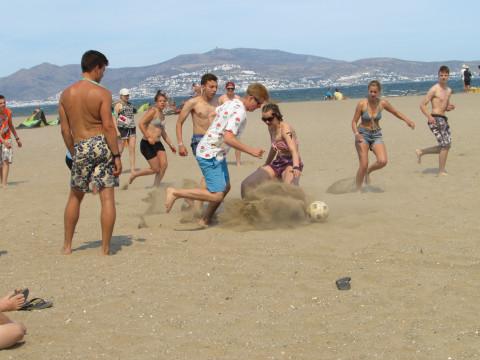 Sommerfreizeit nach Spanien