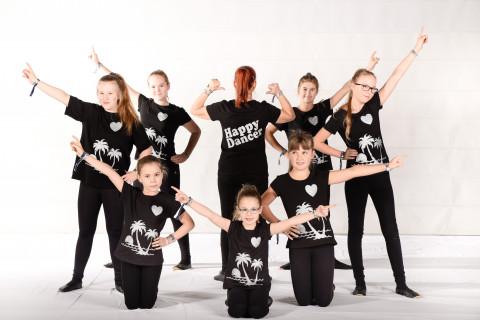 Team Happy Dance von TV Einigkeit 06 am 23.11.2019 bei Let's Dance