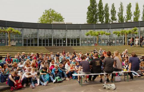"""16. Mai - """"Mr. Handicap"""" von Thilo Reffert / Foto: Marie-Luise Eberhardt"""