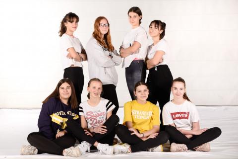 Broich Dance Crew vom Tanzhaus Mülheim am 23.11.2019 bei Let's Dance