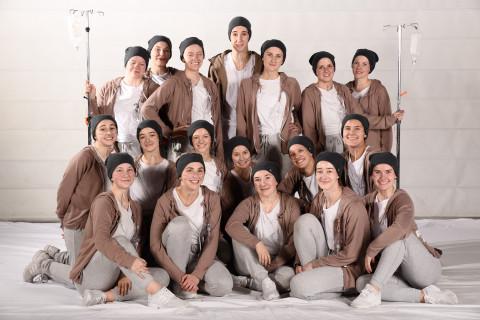 Booom Klack der Tanzschule dance it! am 23.11.2019 bei Let's Dance