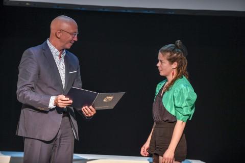 18.06. Preisverleihung der 42. Mülheimer Theatertage NRW