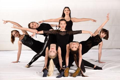 7 Dance Crew der Ballettschule Höttger-Wrona am 23.11.2019 bei Let's Dance
