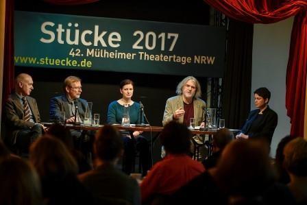 Stücke 2017 PK / Foto: Sebastian Hoppe