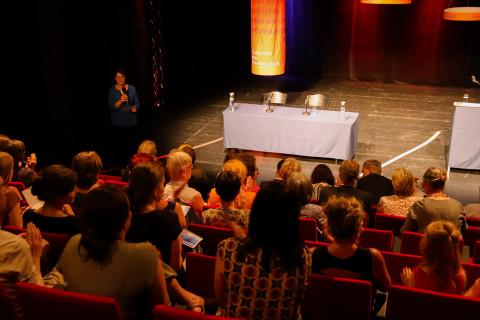 23. Juni - Preisverleihung der 44. Mülheimer Theatertage NRW