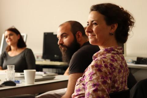 Übersetzer-Seminar / Foto: Marie-Luise Eberhardt