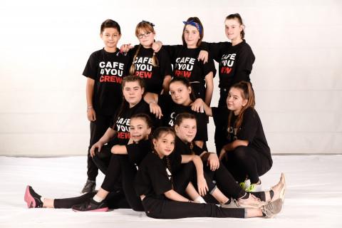 Cafe 4 You Crew vom Jugendzentrum Cafe 4 You am 23.11.2019 bei Let's Dance