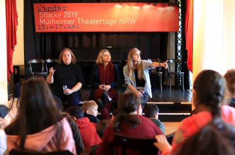 "12. Mai - Eröffnung KinderStücke 2019 + ""Haydi! Heimat!"" / Foto: Marie-Luise Eberhardt"