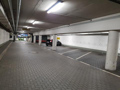 Einfahrt Eppinghofer Straße