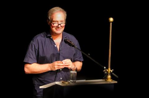 23. Juni - Preisverleihung der 44. Mülheimer Theatertage NRW / Foto: Marie-Luise Eberhardt