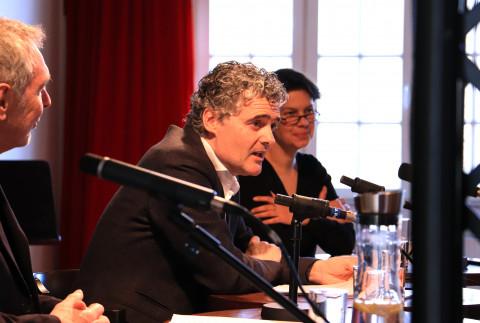 Pressekonferenz 44. Mülheimer Theatertage NRW 14.2.2019