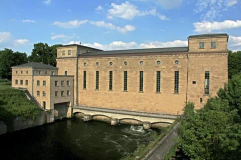 Wasserkraftwerk Raffelberg