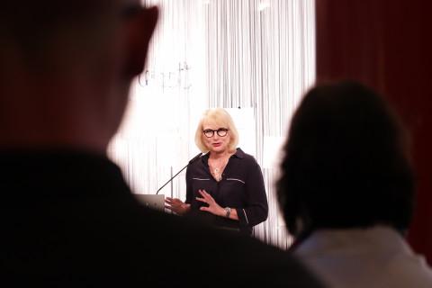 """Eröffnung Stücke 2018: """"Vor Sonnenaufgang"""" von Ewald Palmetshofer / Foto: Marie Eberhardt"""