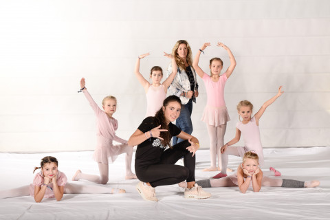 Ballett vom Friedrich-Wennmann-Haus am 23.11.2019 bei Let's Dance
