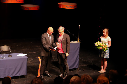 23. Juni - Preisverleihung der Mülheimer Theatertage NRW / Foto: Marie-Luise Eberhardt