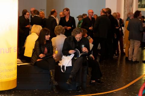 11. Mai - Eröffnung Stücke 2019 / Foto: Marie-Luise Eberhardt