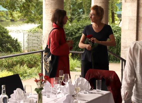24. Juni - Preisverleihung / Foto: Marie-Luise Eberhardt