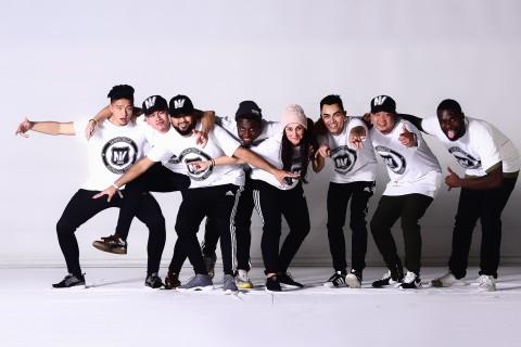 Let's Dance 2016 - Stars Crew