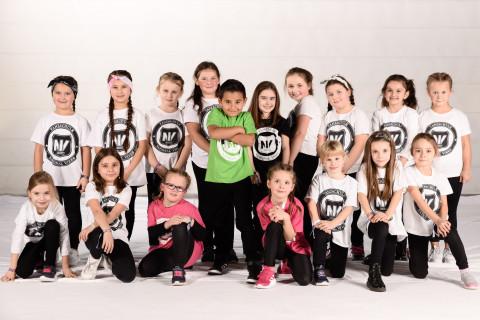 TNV Minikids der Tanzschule National Vibes am 23.11.2019 bei Let's Dance