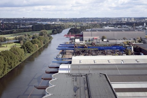 Ein starker Standort - Rhein-Ruhr-Hafen Mülheim!