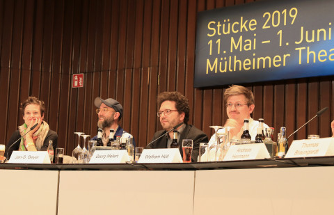 """14. + 15. Mai - """"Disko"""" von Wolfram Höll / Foto: Marie-Luise Eberhardt"""