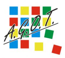 Logo der Arbeitsgemeinschaft der offenen Türen