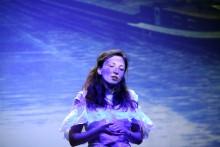 Herrndorf: Bilder deiner großen Liebe, Theater an der Parkaue / Foto: Christian Brachwitz