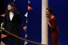 Rebekka Kricheldorf: Das Ding aus dem Meer, Théâtres de la Ville de Luxembourg / Foto: Bohumil Kosthoryz