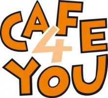 Logo vom Jugendzentrum Cafe 4 You