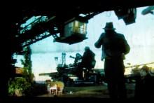 Szene aus Electronic City von Falk Richter