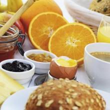 Frühstücksfahrt auf der Ruhr