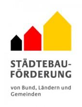 Logo Städtebauförderung von Bund, Ländern und Gemeinden