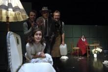 Szene aus Wilde oder Der Mann mit den traurigen Augen von Händl Klaus