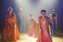Studlar: Die Ermüdeten, Schauspiel Leipzig / Foto: Rolf Arnold